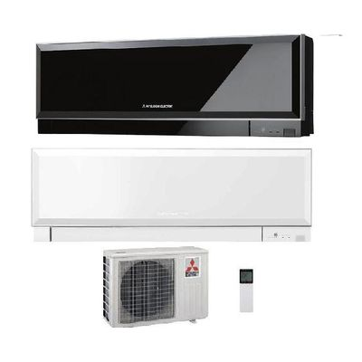 Сплит-система MSZ-EF35 VE/MUZ-EF35 VE (Black/White) (DESIGN) - inverter