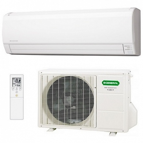 Сплит-система ASHG12LЕCA/AOHG12LЕCА  (Energy plus) - DC-inverter