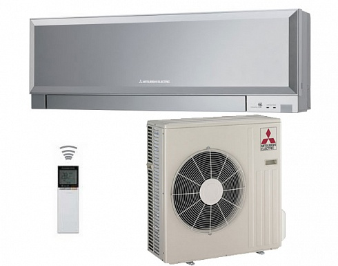 Сплит-система MSZ-EF50 VE/MUZ-EF50 VE (Silver) (DESIGN) - inverter